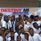 Some Members of CKC Onitsha Graduating Class of 2016